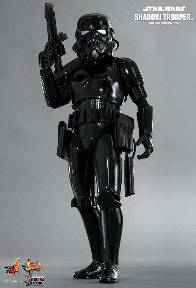 Hot Toys Star Wars Shadow Trooper Mms271 Toy Soul