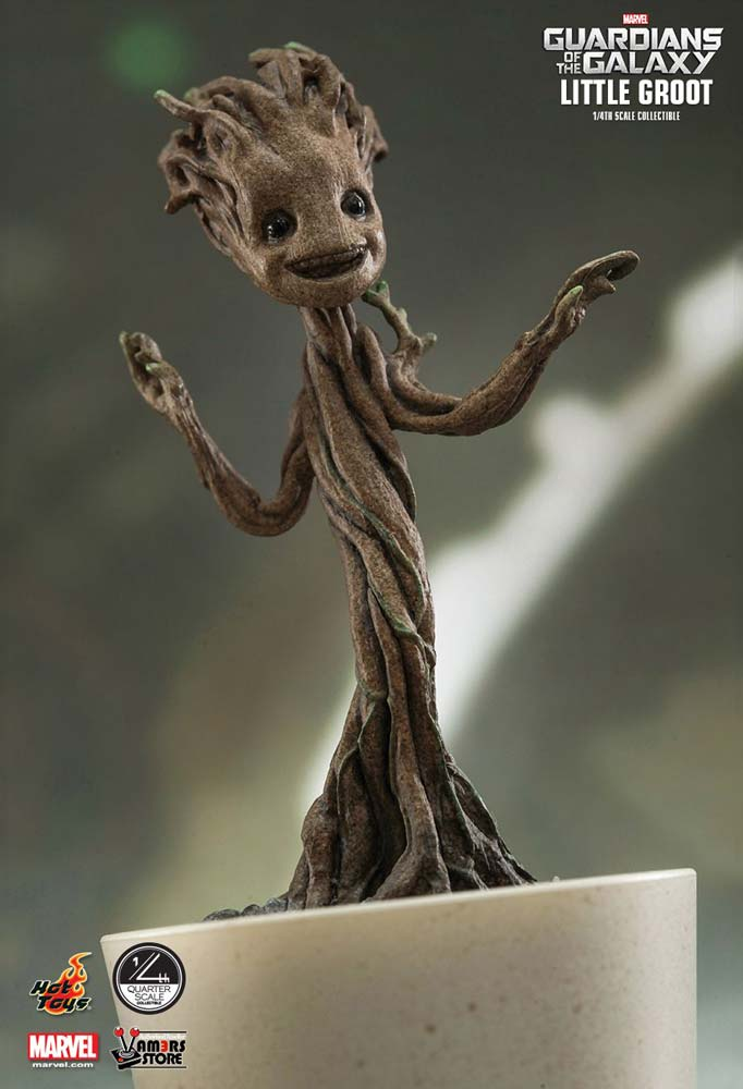 Hot Toys Guardians Of The Galaxy Little Groot Vamers Store