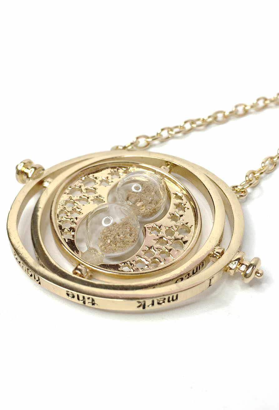 Hermione S Time Turner 18k Gold Plated Vamers Store