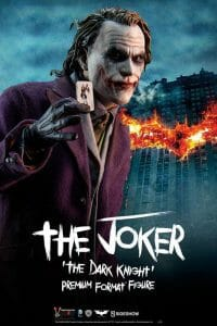 Sideshow Collectibles The Joker Premium Format Figure from 'The Dark Knight' Trilogy