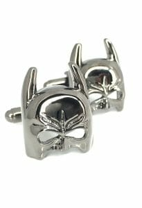 Batman Cowl Cufflinks inspired by Batman