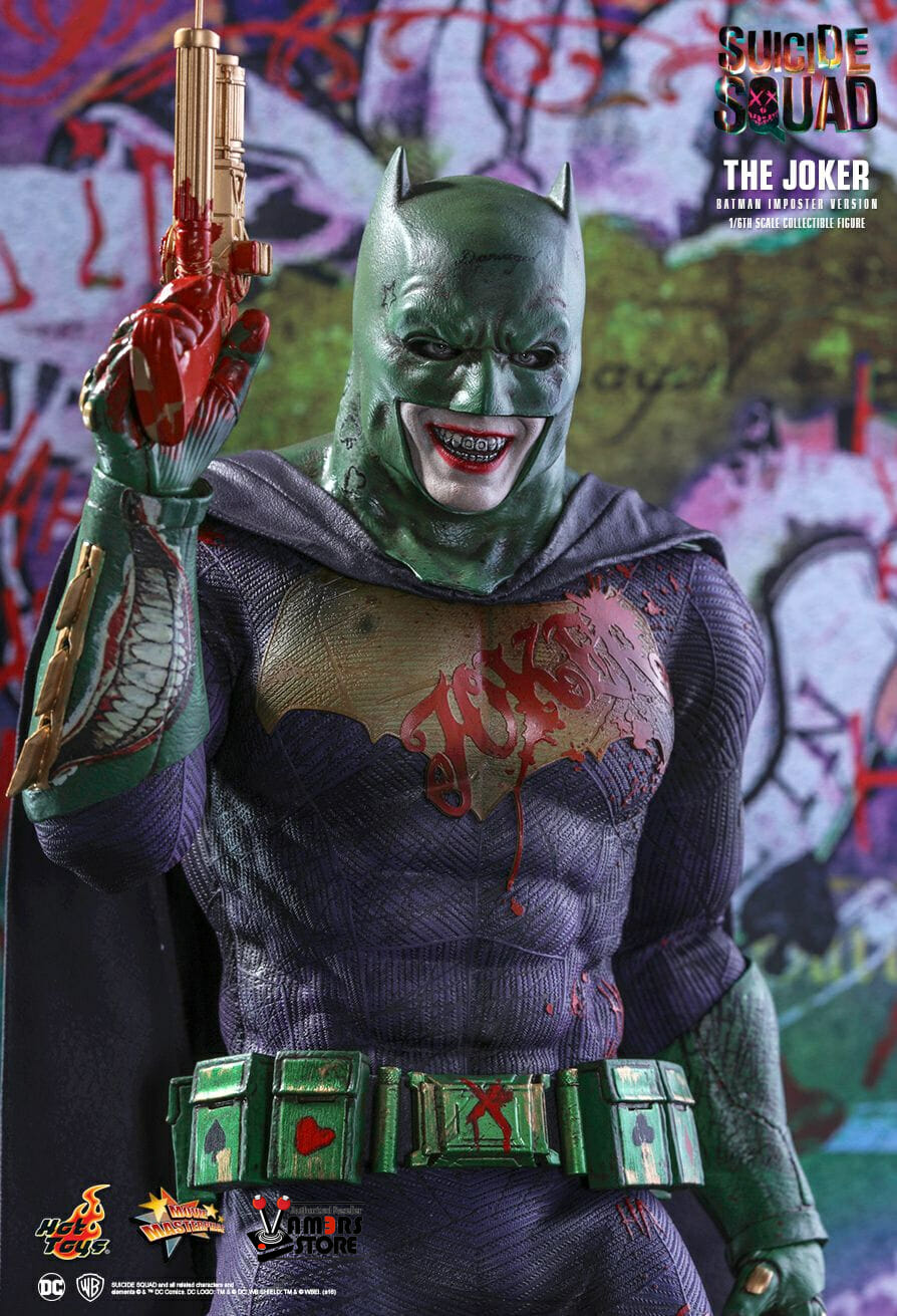 The Joker (Batman Imposter Version) from Suicide Squad