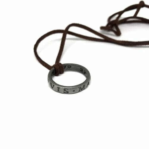 Sir Francis Drake Ring Necklace Inspired By Uncharted Vamers Store