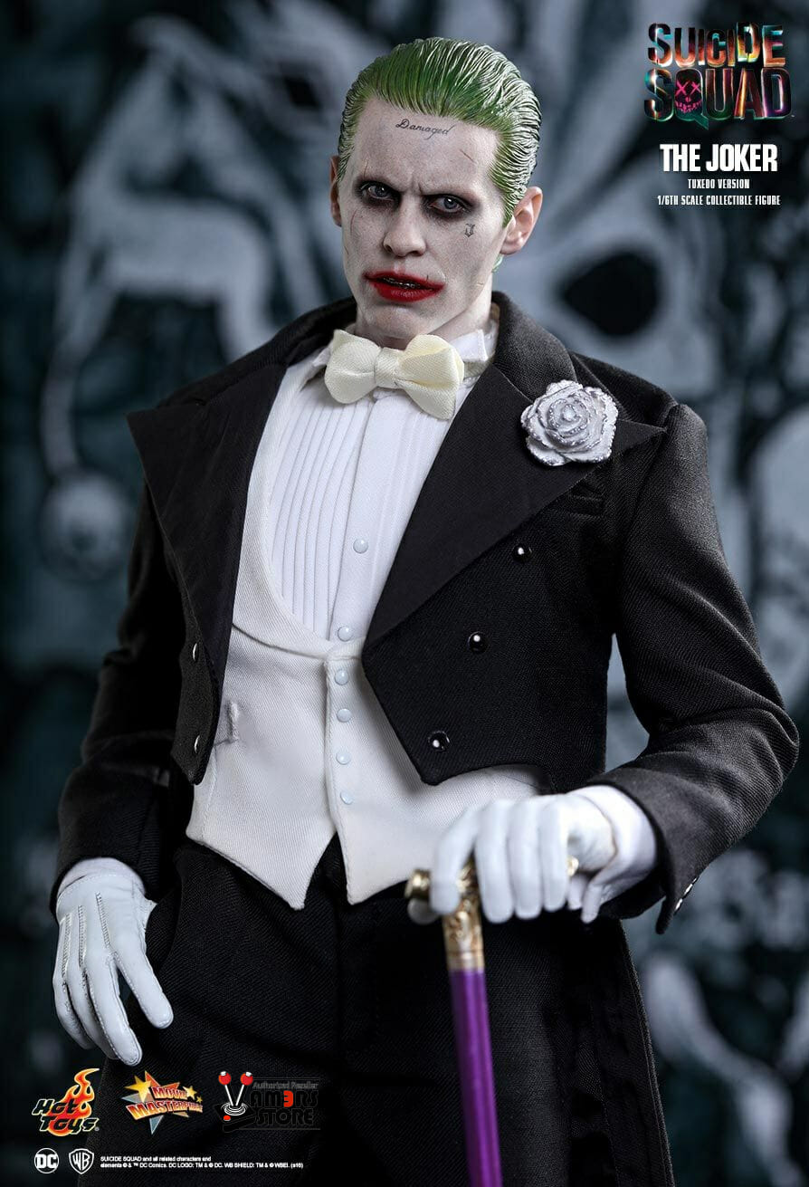 Hot Toys Joker (Tuxedo Version) Collectible from Suicide Squad