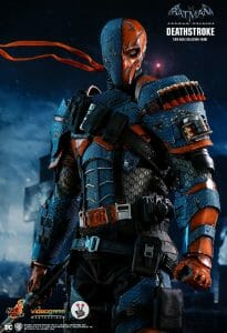 Hot Toys Deathstroke (VGM30) from Batman: Arkham Origins