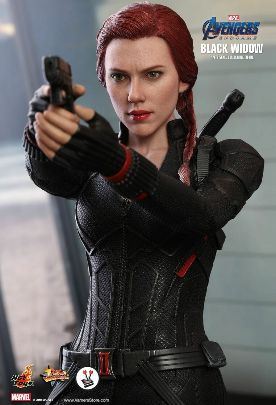 Hot Toys Black Widow (MMS533) from Avengers: Endgame